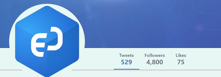 ExpertOption tweets followers