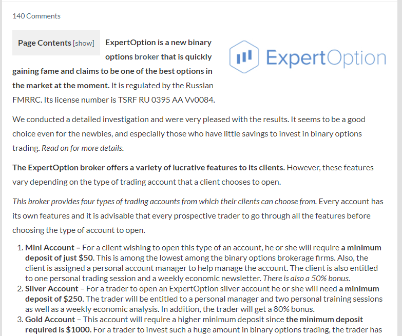 blog review expertoption 2