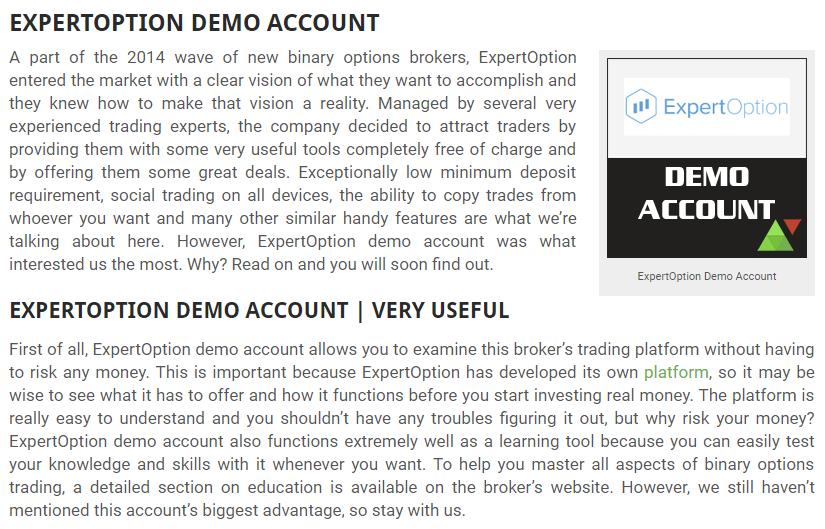 blog review expertoption 5