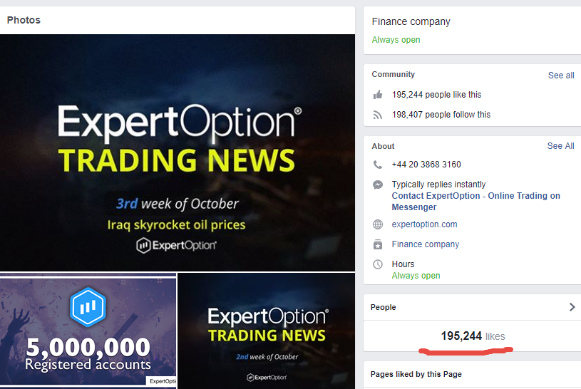 facebook and expertoption comments 2