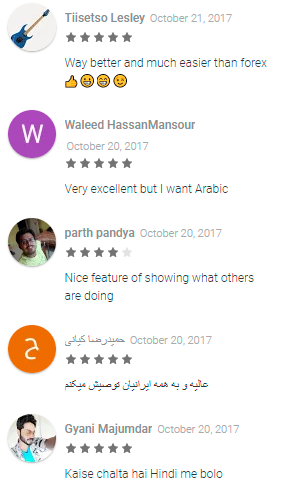 ExpertOption traders comments 12