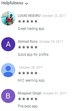 ExpertOption traders comments 16