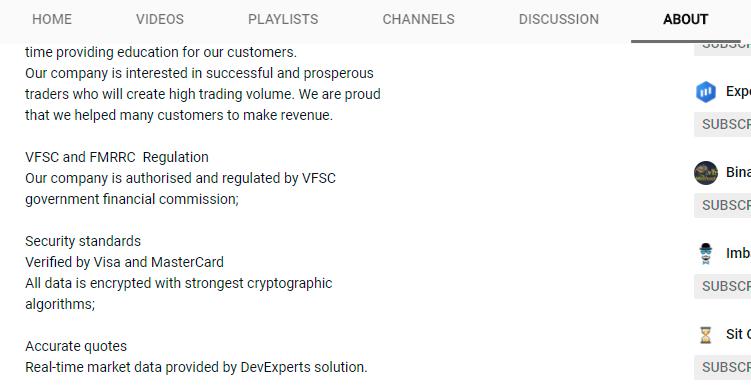 youtube expertoption 4